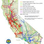 Distributed Energy Resource Saturation | Solarpro Magazine   California Utility Map