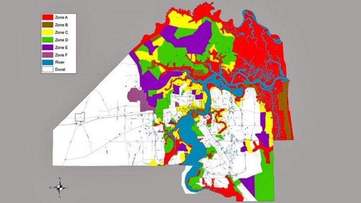 Fema Flood Zone Map Florida