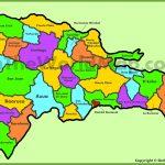 Dominican Republic Maps | Maps Of Dominican Republic   Free Printable Map Of Dominican Republic