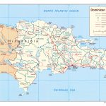 Dominican Republic Maps   Perry Castañeda Map Collection   Ut   Free Printable Map Of Dominican Republic