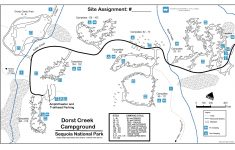 Dorst Creek Campground – Sequoia & Kings Canyon National Parks (U.s. – Sequoia Park California Map