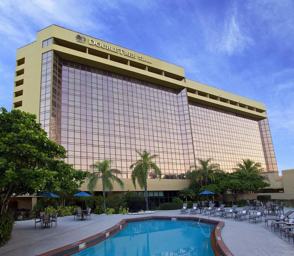Doubletreehilton Hotel Miami Airport & Convention Center: 2019 - Map Of Hilton Hotels In California