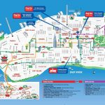 Download Tourist Map Of New York City Printable Major At Nyc And   Printable Tourist Map Of Manhattan