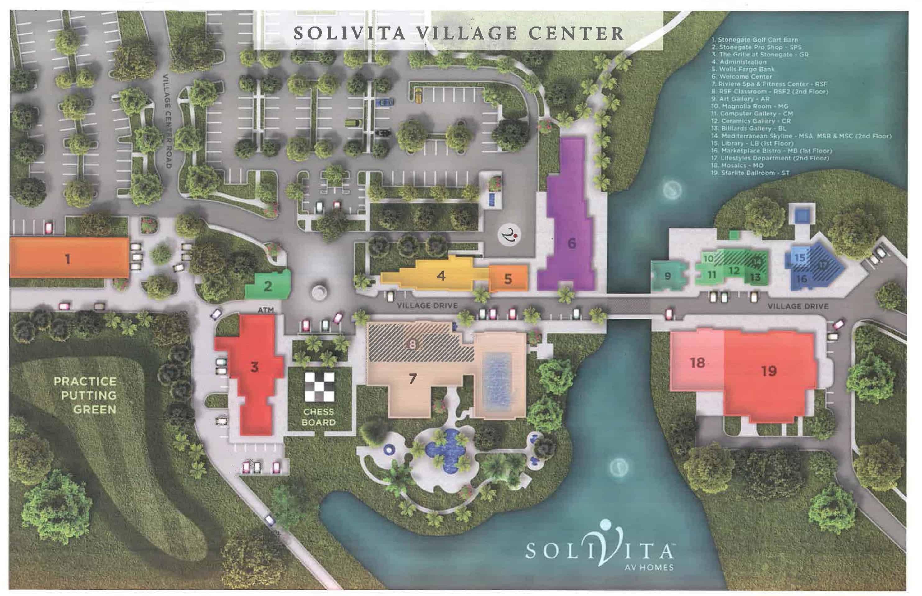 Downloads - Arista Realty Group - Solivita Florida Map