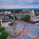 Downtown Asheville History & Culture | Asheville, Nc's Official   Printable Map Of Downtown Asheville Nc