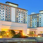 Downtown Fort Worth, Tx Hotel | Sheraton Fort Worth Downtown Hotel   Map Of Hotels Near Fort Worth Texas Convention Center