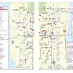 Downtown Nyc Map   Printable Map Of Downtown New York City (New York   Printable Map Of Downtown New York City