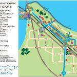Downtown Stuart, Florida Map   Historic Downtown Stuarthistoric   Google Maps Stuart Florida