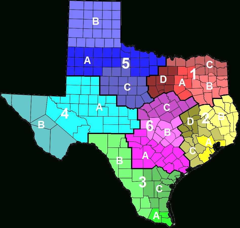 Dps Region Map | Www.topsimages - Texas Dps Region Map