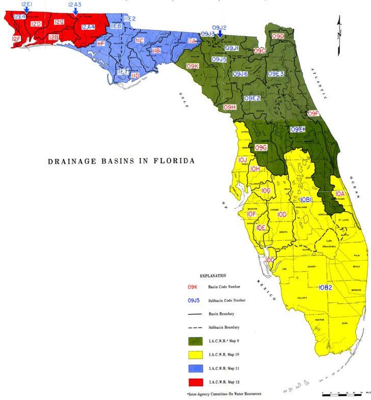 Florida Gis Map
