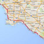 Drive The Pacific Coast Highway In Southern California   Laguna Beach California Map
