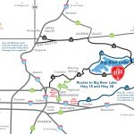 Driving Directions Into Big Bear Lake (4 Unique Routes)   Free Printable Direction Maps