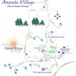 Driving Directions / Maps | Ananda Village   Printable Driving Directions Map