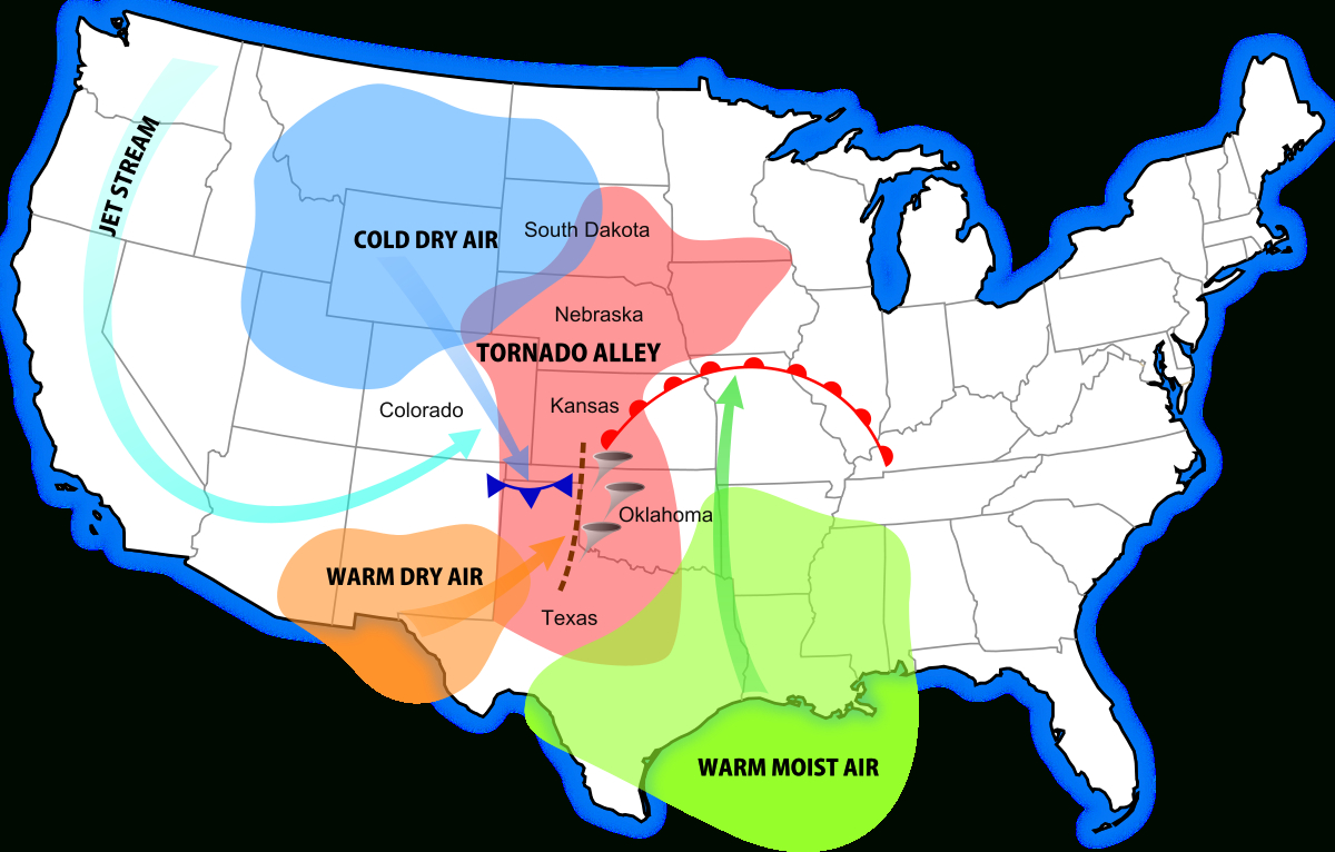 Dry Line - Wikipedia - Texas Wind Direction Map