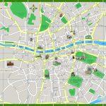 Dublin Tourist Attractions Dublin Map Printable Walking Map Of   Dublin Tourist Map Printable