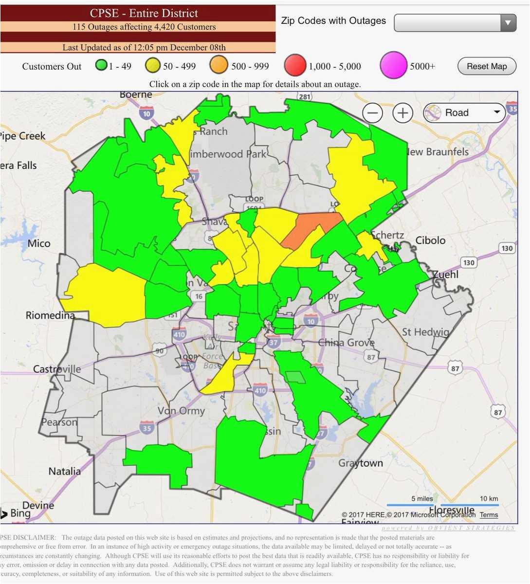 Duke Energy Ohio Outage Map | Secretmuseum - Duke Outage Map Florida
