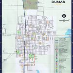 Dumas Local Street Map   Dumas Texas Map