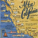Earlier This Year I Visited All 21 California Missions—And Created   California Missions Map For Kids