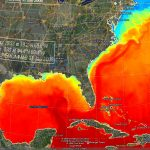 Earthnc   Weather And Tides   Florida Water Temperature Map