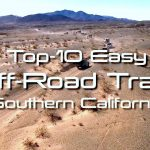 Easy Off Road 4X4 Trails In Southern California   Youtube   Off Road Maps California