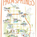 Edbdbafd California River Map Palm Springs California Map   Klipy   Where Is Palm Springs California On A Map