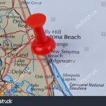 Edgewater Florida Volusia United States America Stock Photo (Edit   Edgewater Florida Map