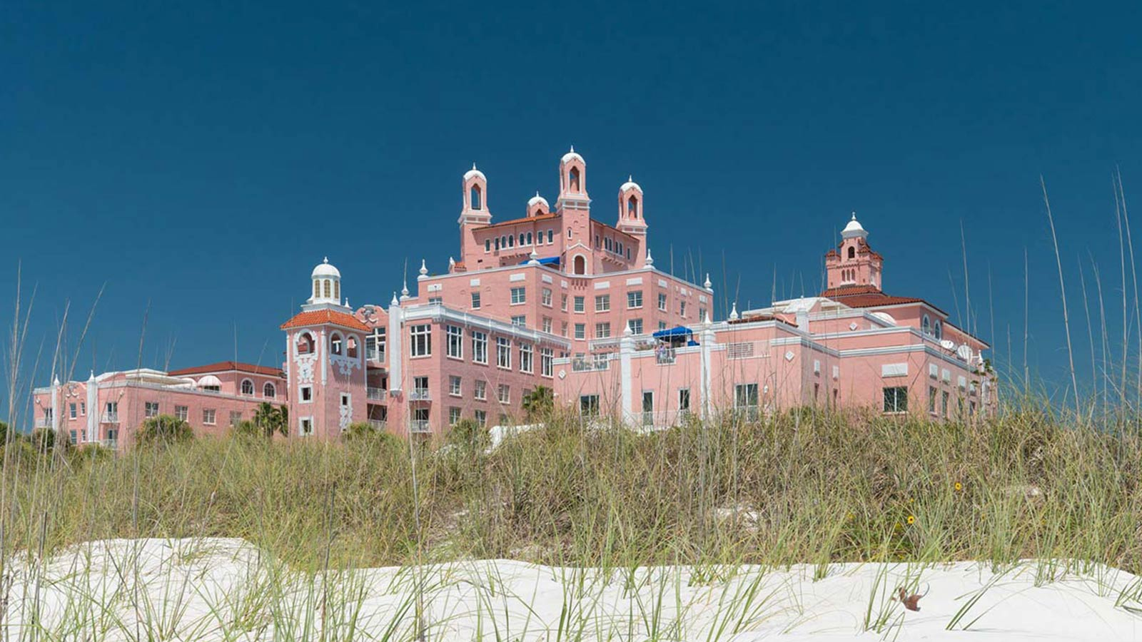 Elegant, Luxury Hotel In St. Pete Beach, Fl | The Don Cesar - Map Of Hotels On St Pete Beach Florida