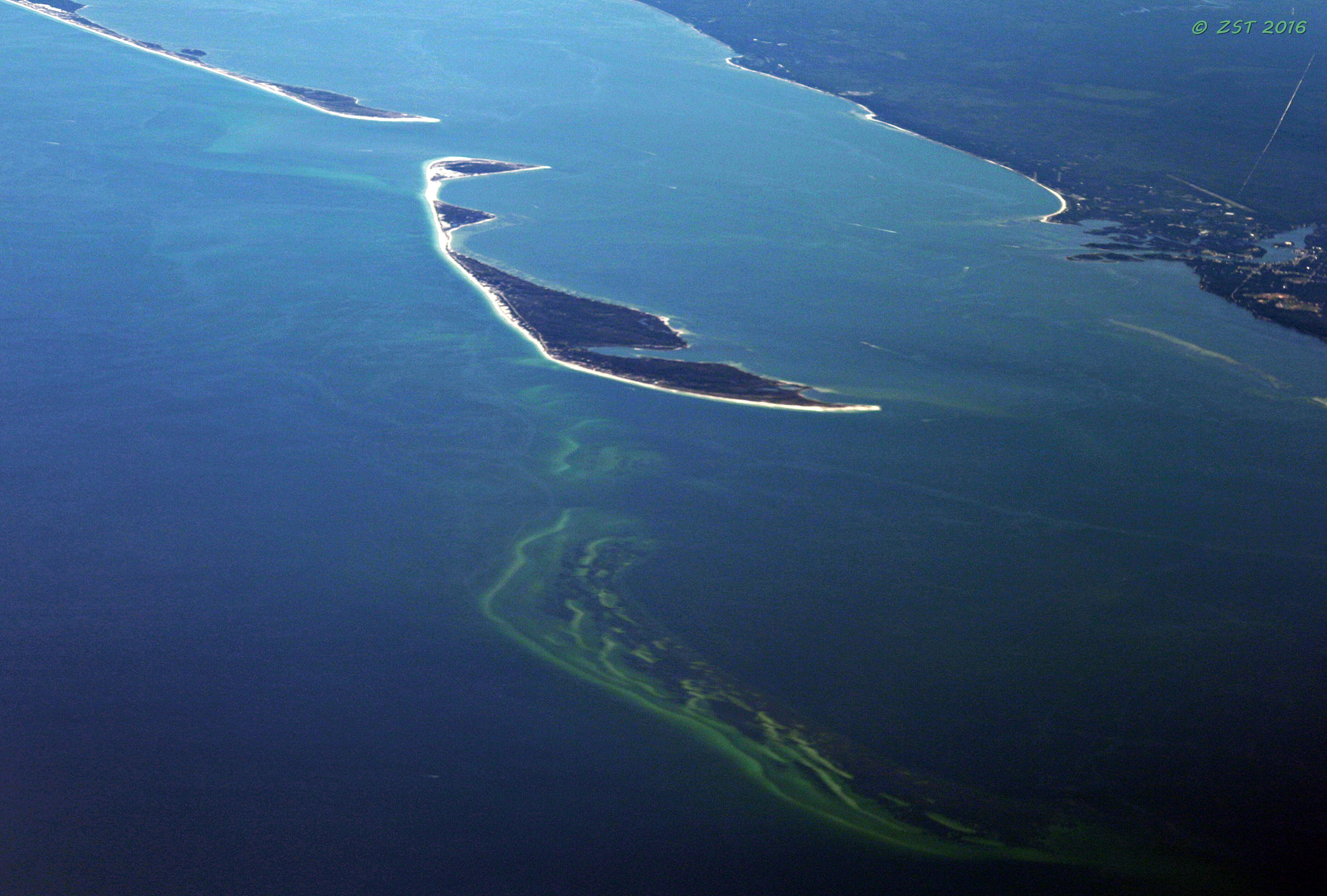 Elevation Of Elm St, Carrabelle, Fl, Usa - Topographic Map - Carrabelle Island Florida Map