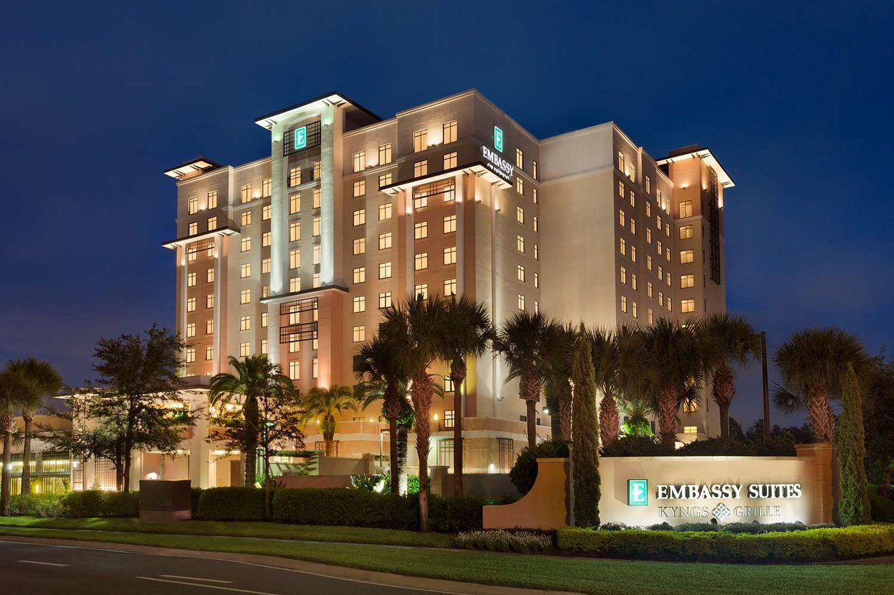 Embassy Suiteshilton Orlando Lake Buena Vista South - Updated - Embassy Suites Florida Locations Map