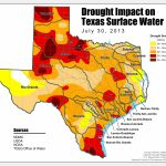 Energy And Water Are Running Out In Texas, But It's Not Too Late   Texas Heat Map