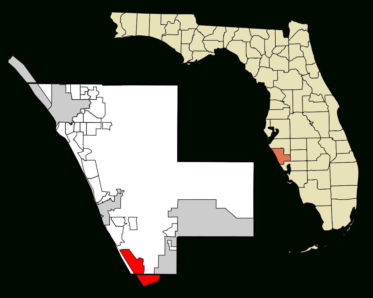 Englewood, Florida - Wikipedia - Street Map Of Englewood Florida