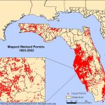 Environmental Research And Sustainability Laboratory   Florida Wetlands Map