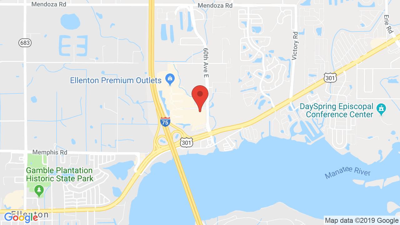 Evie's Ellenton - Shows, Tickets, Map, Directions - Ellenton Florida Map
