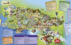 Exploring Places In The City – Listening And Viewing Activity | Y6 – Legoland Map California Pdf