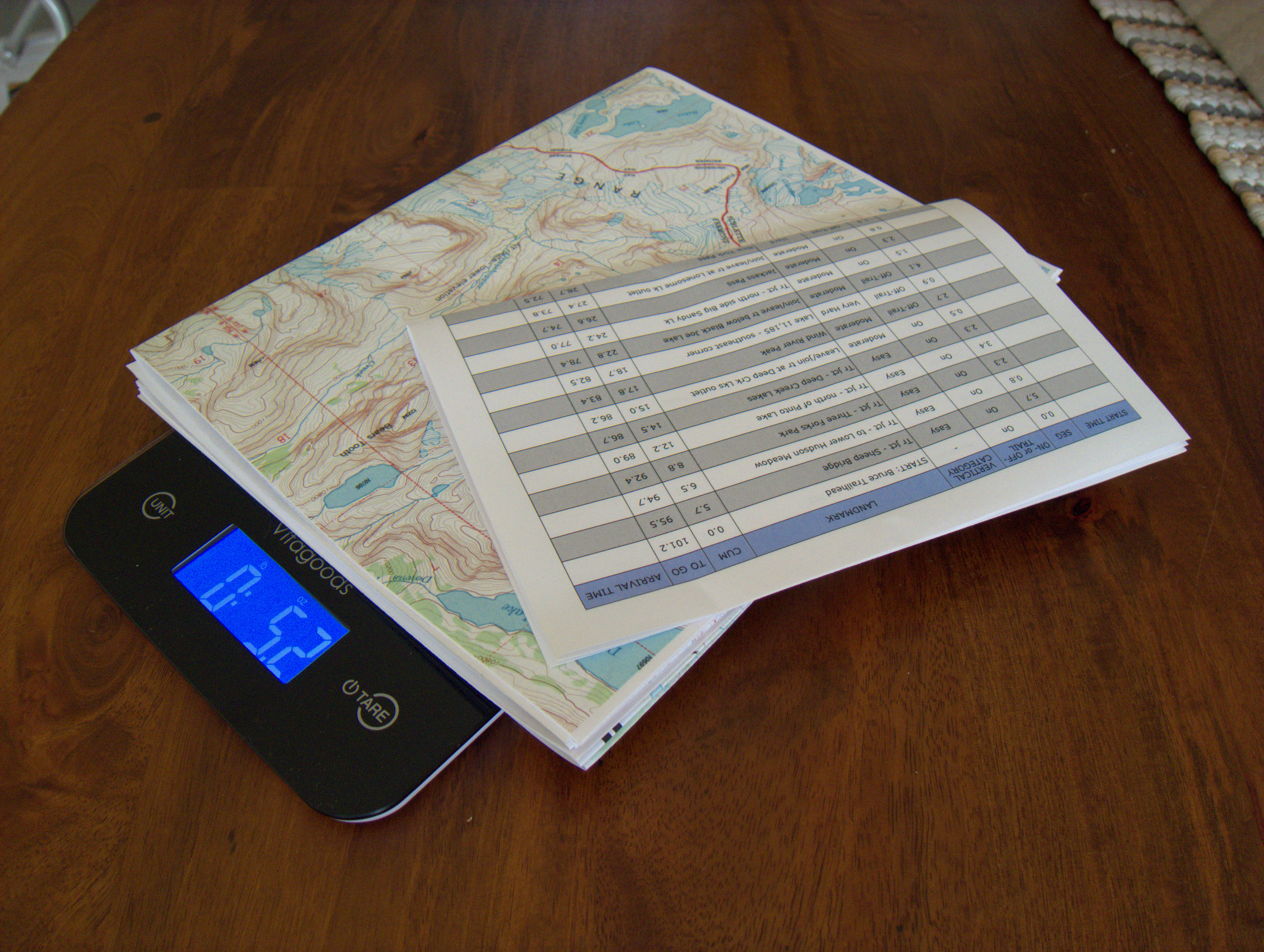 Exporting & Printing Topographical Maps From Digital Sources - Printable Maps By Waterproofpaper Com