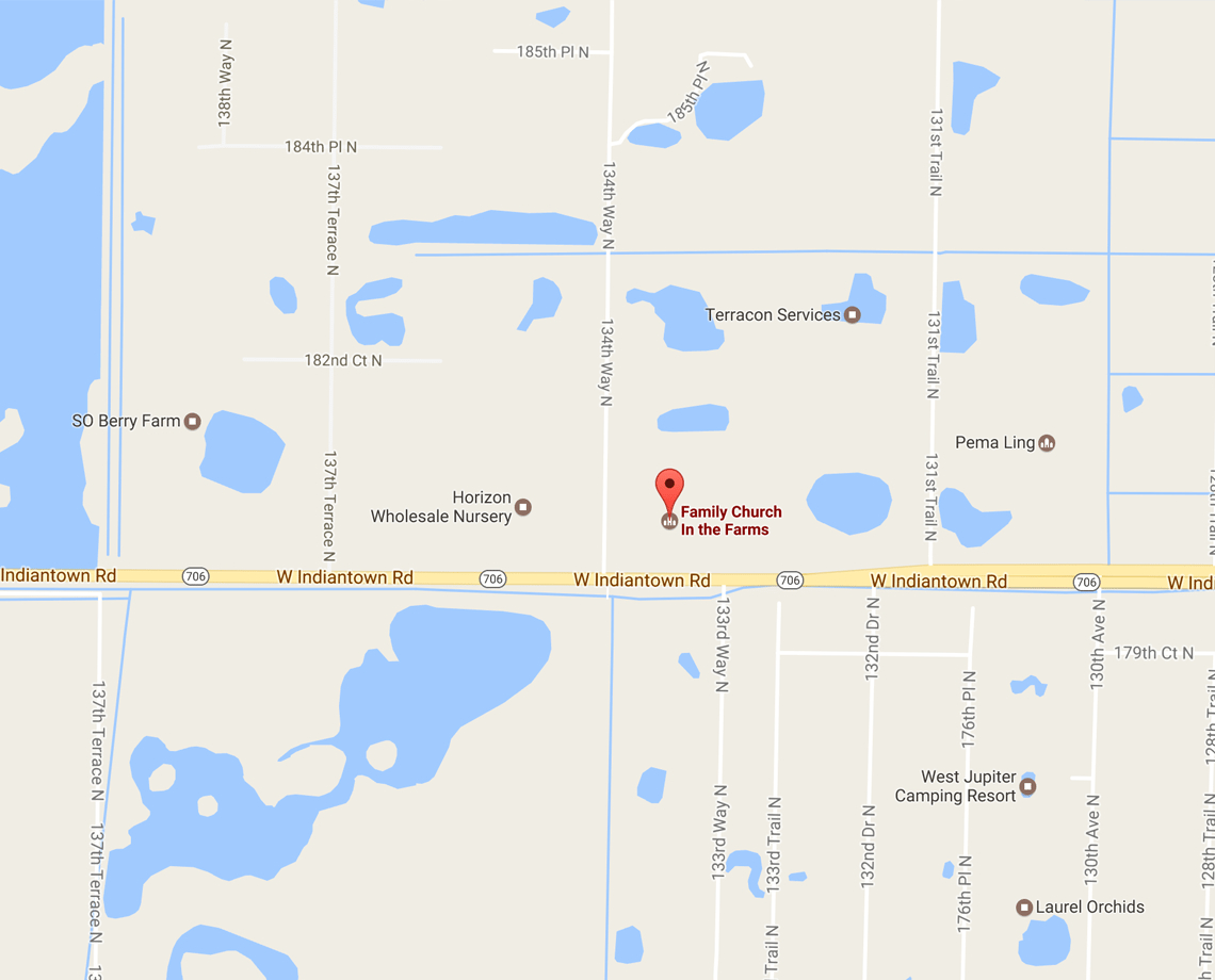 Family Church The Farms Times And Directions | Family Church - Google Maps Jupiter Florida