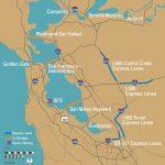 Fastrak   California Toll Roads Map