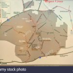 Feb 26, 2009   Baker, California, Usa   A Map At The Mojave National   Baker California Map