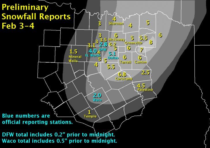 Waco Texas Weather Map