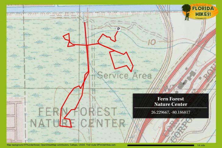 Florida Trail Maps Download