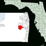 Fichier:map Of Florida Highlighting Wellington.svg — Wikipédia   Wellington Florida Map