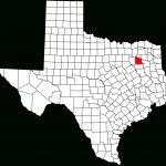 Fichier:map Of Texas Highlighting Van Zandt County.svg — Wikipédia   Van Zandt County Texas Map