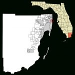 Fichier:miami Dade County Florida Incorporated And Unincorporated   Surfside Florida Map
