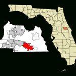 Fichier:seminole County Florida Incorporated And Unincorporated   Map Of Seminole County Florida