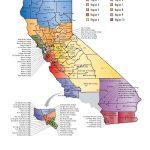 File Student Senate Regions California River Map California   California Community Colleges Map