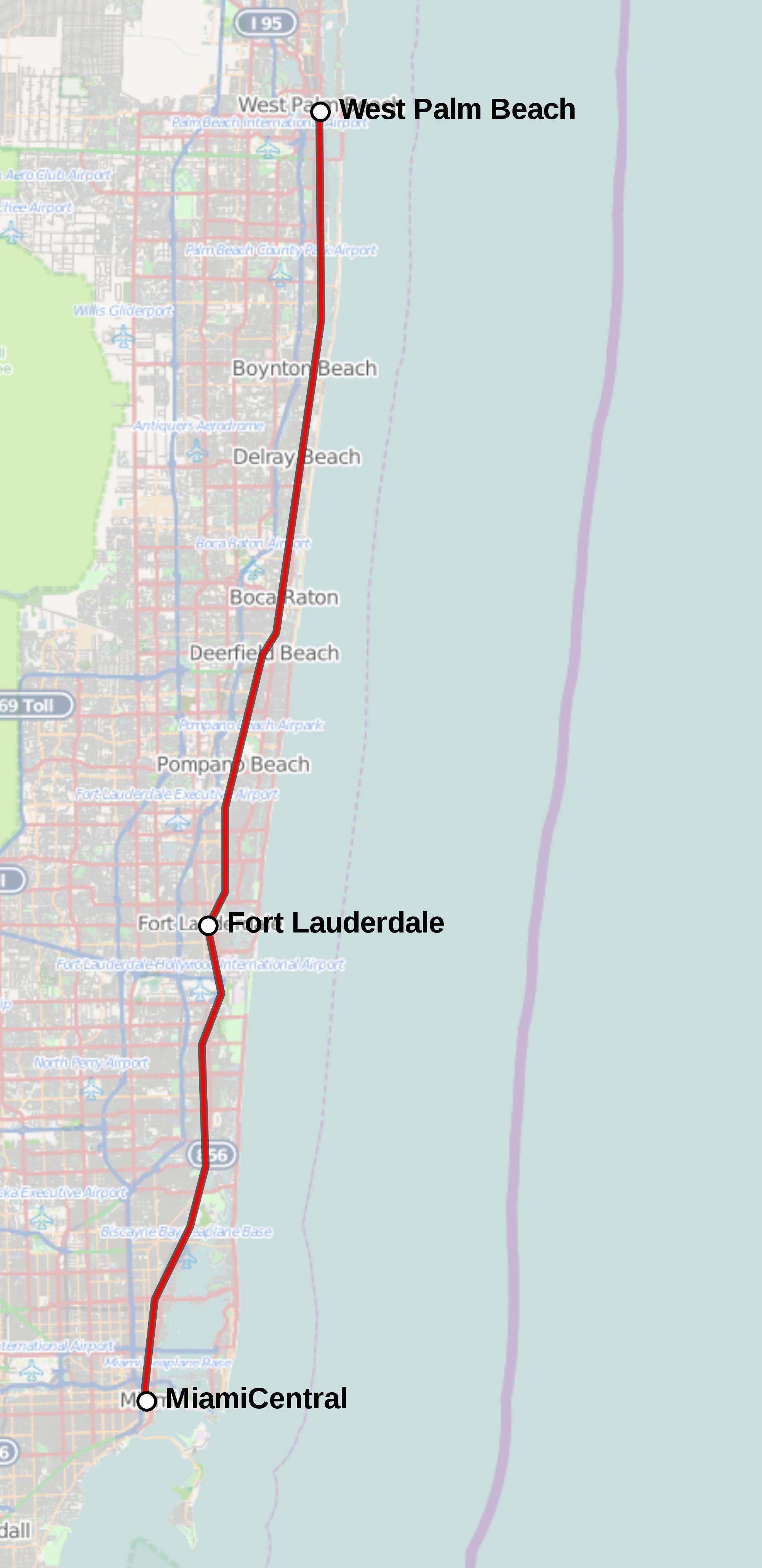 File:brightline Train Florida.svg - Wikimedia Commons - Florida Brightline Map