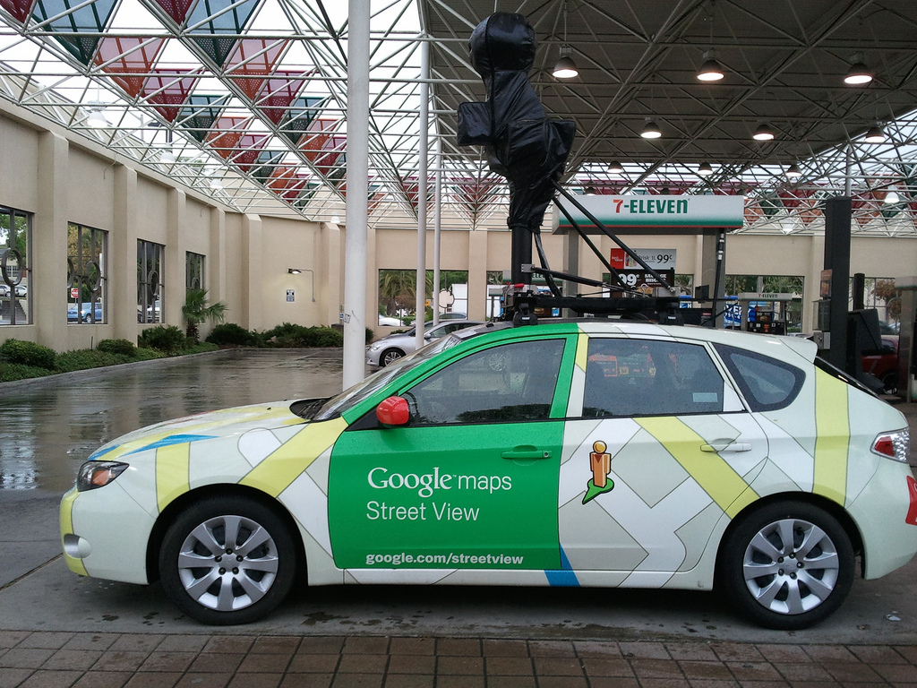 File:google Street View Car In Orlando, Florida - Wikimedia Commons - Google Maps Orlando Florida Street View