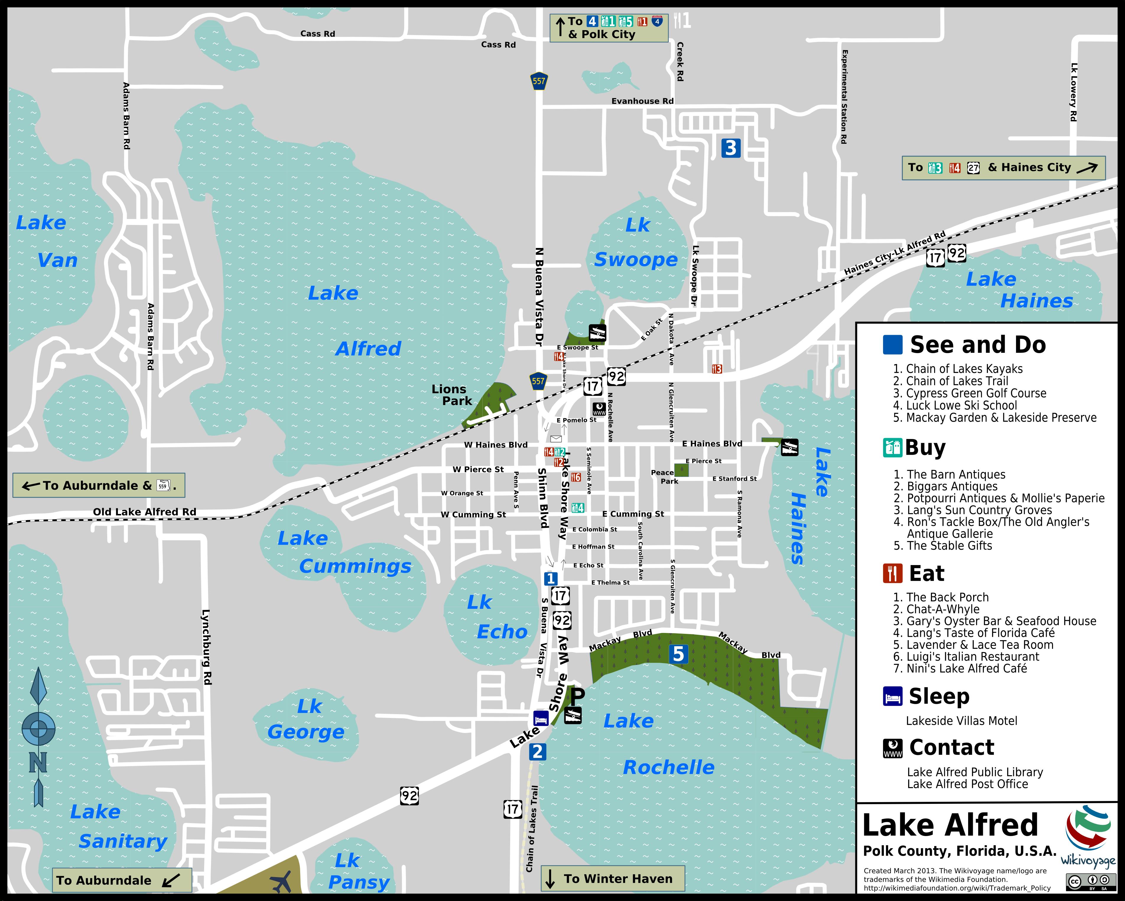 File:lake Alfred Wikivoyage Map - Wikimedia Commons - Lake Alfred Florida Map