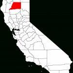 File:map Of California Highlighting Shasta County.svg   Wikipedia   Ono California Map