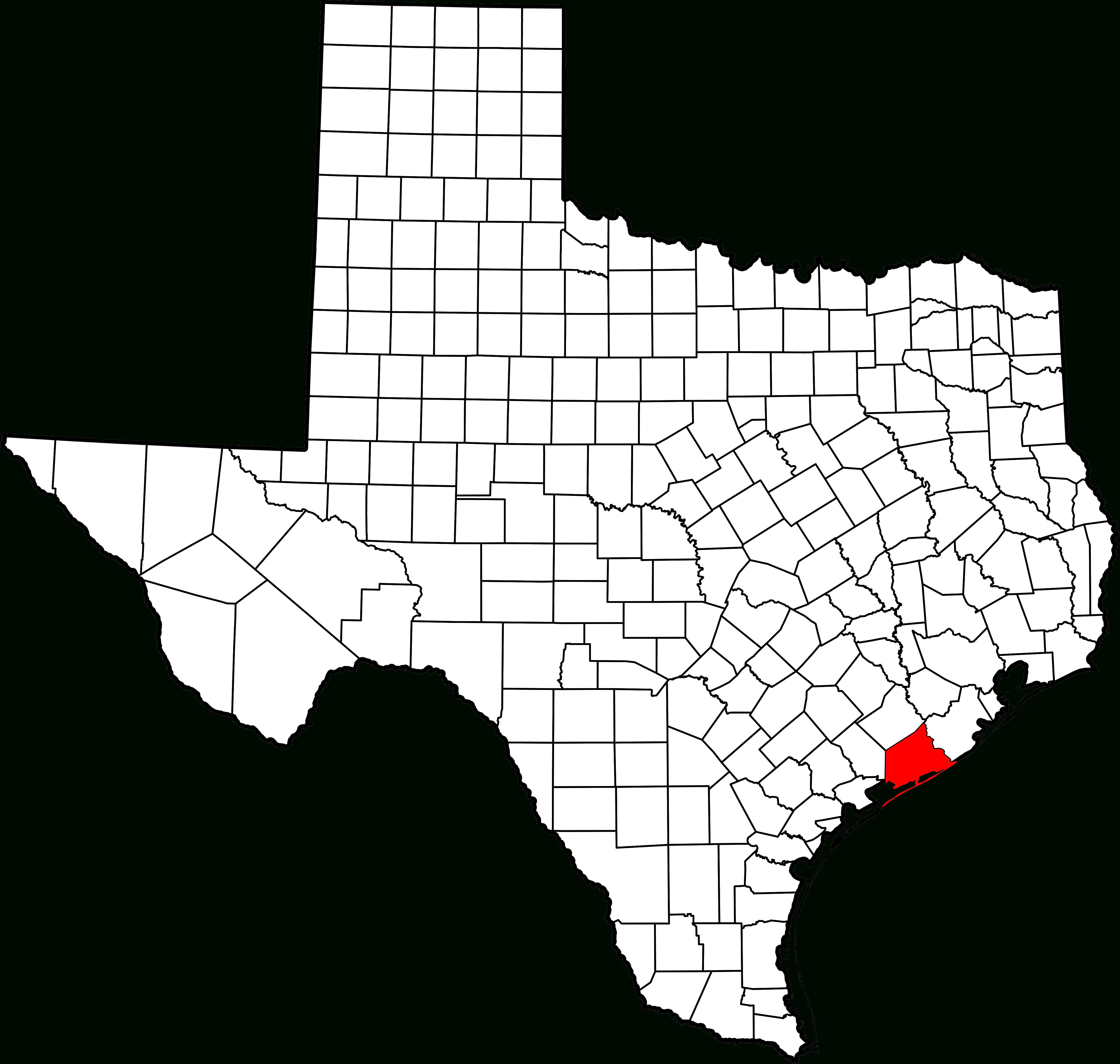 File:map Of Texas Highlighting Matagorda County.svg - Wikimedia Commons - Map Of Matagorda County Texas